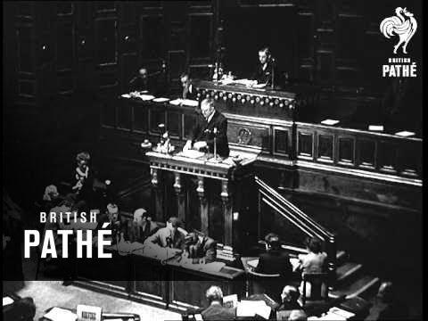 Peace Conference - No No Says Molotov (1946)