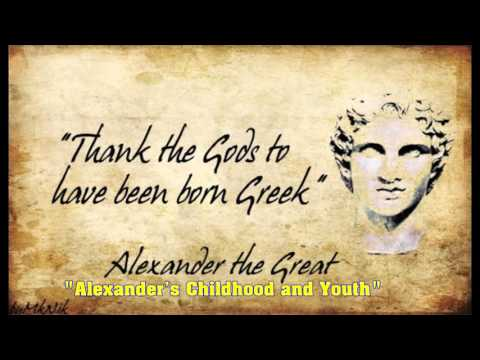 Biographiinf.com | Alexander the Great - Alexander's Childhood and Youth