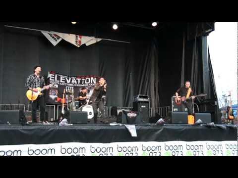 Elevation - Elevation (U2 Tribute) [CNE 08/23/2011]