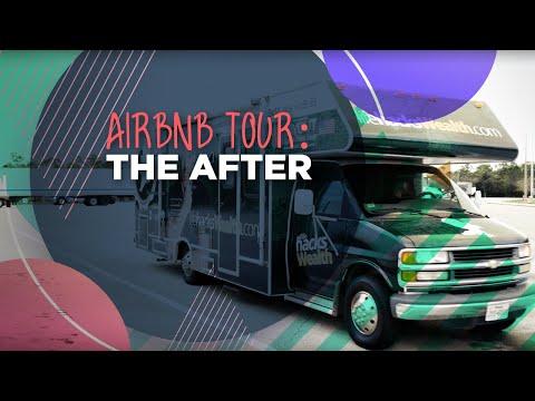 AIRBNB HOUSE TOUR (Pompano Beach) | FreedomBo$$ TV Show (Episode 19) | EN & PT CC