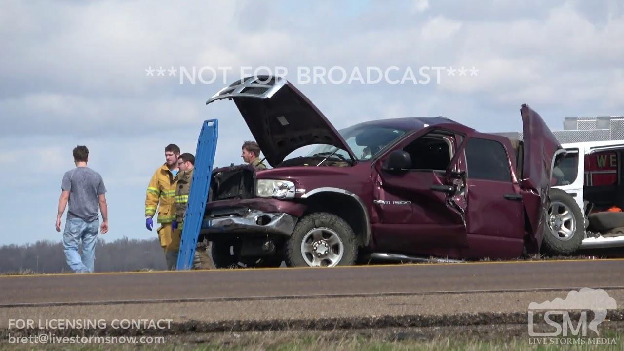 3-1-18 West Memphis, AR I-40 Accident