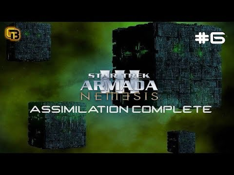 STA3 NEMESIS - THE ALL NEW BORG FINALE #EP6 ASSIMILATION COM