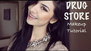 TUTORIAL | Drug Store Makeup Tutorial