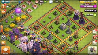 Clash of clans fhx x server savas