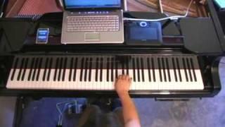 Clair de lune from scratch: Piano Lesson # 5 -  Measure 3