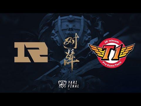 Royal Never Give Up ( RNG ) vs SK telecom T1 ( SKT ) 1. Maç Özeti | Worlds 2017 Yarı Final