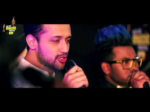 Atif Aslam sings 'Bakhuda' in