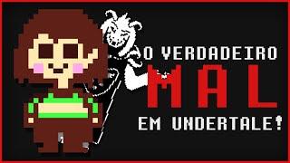 Teoria dos Jogos | O Verdadeiro MAL em Undertale!