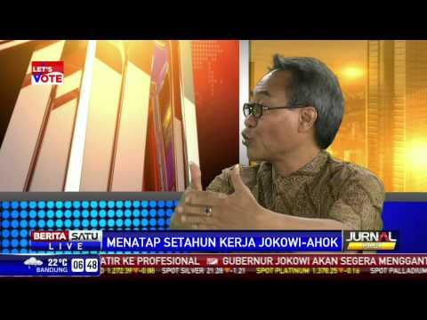 DIALOG: Menatap Setahun Kerja Jokowi-Ahok