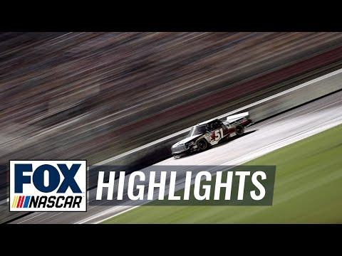 Kyle Busch wins his fifth of season in a wild race | NASCAR on FOX HIGHLIGHTS