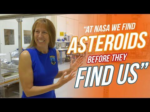 Behind the Spacecraft: Kelly Fast