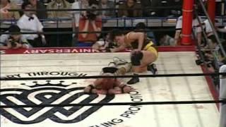 Akira Hokuto vs Shinobu Kandori 4/2/93