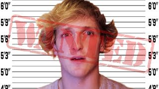 Logan Paul WANTED By Police