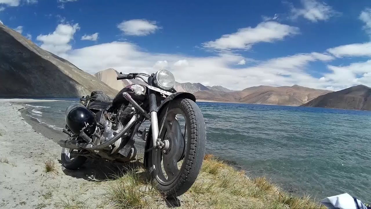 Hd Bullet Bike Wallpaper Manali To Leh Ladakh Bike Trip With Gopro Deadlist Road