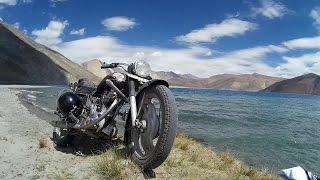 Manali To Leh Ladakh Bike Trip WIth GoPro # Deadlist Road Trip In World