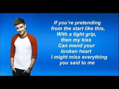 One Direction - Over again (Lyrics and Pictures)