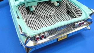 1958 Lincoln Continental Mark III Softtop
