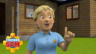Penny teaches the cadets! | Fireman Sam Official | Cartoons for Kids