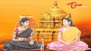 Music Classes - Annamacharya Keerthanalu - Govinda Govinda yani Koluvare - Charanam 3