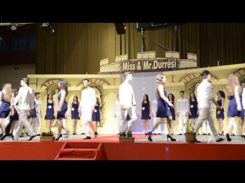 Gjatë eventit Mis & Mister Durrësi 2015, Sponsorizuar nga Romance EVENTS (pjesa 1)