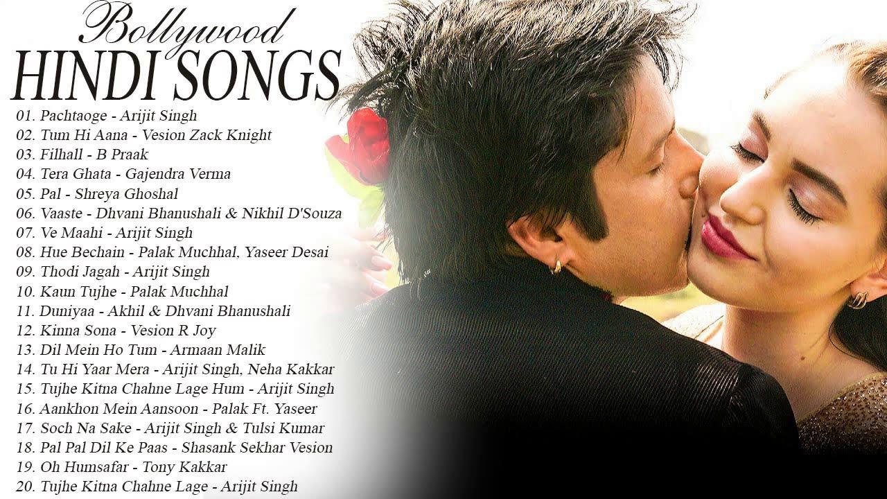 रोमांटिक हिंदी प्रेम गीत 2020 - नवीनतम बॉलीवुड रोमांटिक हिंदी गाने 2020 - नए भारतीय दिल गाने