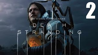 DEATH STRANDING | Capítulo 2 | La última voluntad de Bridges