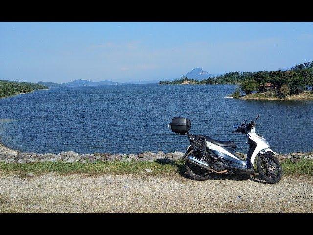 Pantai Air Tawar di Waduk Jatiluhur : Parang Gombong | Aerial Video | DJI Spark