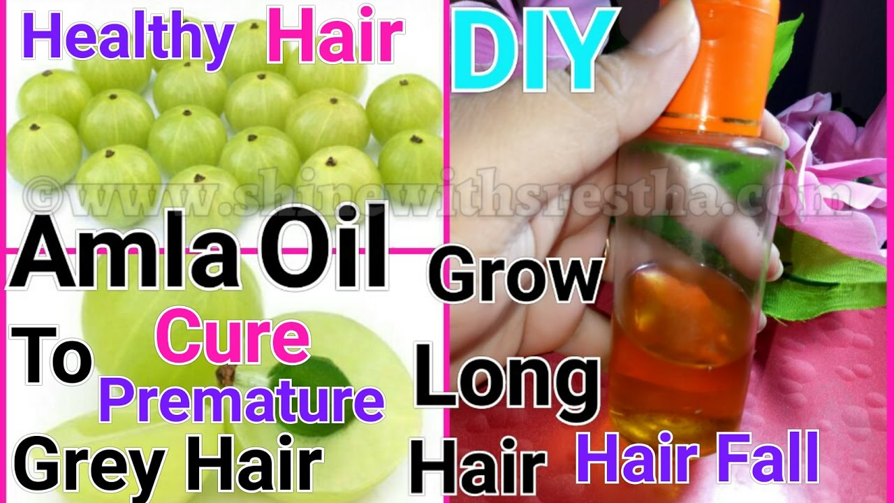 How To Stop Grey Hair Growth Naturally