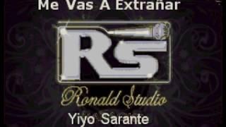Karaoke Completo - Me Vas A Extrañar - Yiyo Sarante