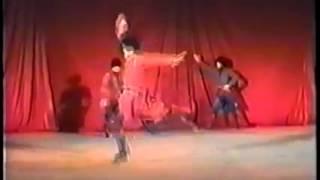 Kazbeguri (Sukhishvili (1998 Chile),Georgian folk dance)