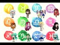 The zodiac signs #1? (Gacha life) (read desc)