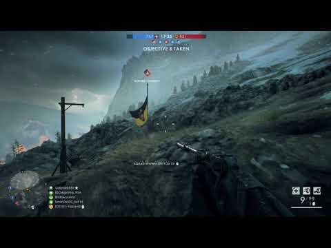 Battlefield™ 1 Covert ops compromised
