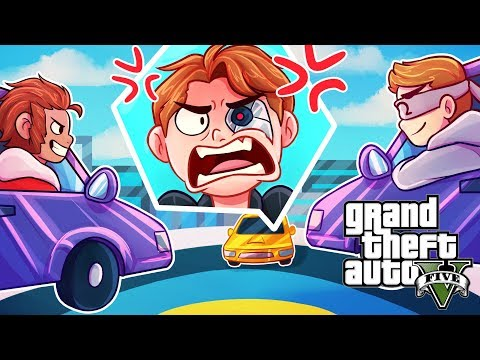 LUI CALIBRE IS TOO GOOD AT THIS GAME! (GTA 5 FUNNY MOMENTS)