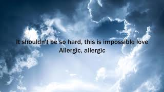 Post Malone Allergic (Lyrics)