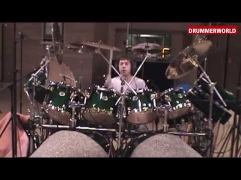 Simon Phillips: Just the Drums: Studio Appearance