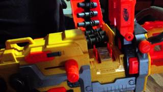 Vulcan EBF 25 Nerf Machine Gun