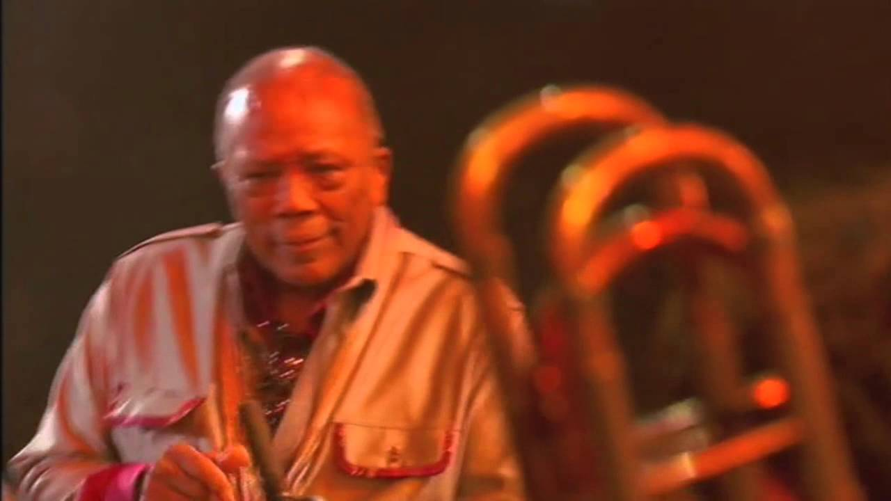 Quincy Jones & The Amazing Keystone Big Band | Jazz à Vienne 2014 | Manteca