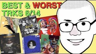 Weekly Track Roundup: 6/14 (Gorillaz, 6ix9ine, Hopsin, Ricegum)