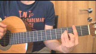 How To Play You and I - Lady Gaga On Guitar Tutorial