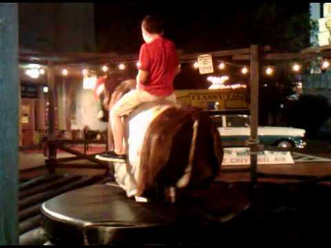 Onyx Bull Ride