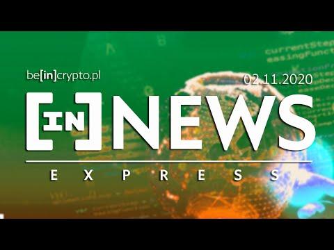 Facebook banuje krypto, Koparki na lotnisku, Kolejne wprowadzone CBDC - [in]NEWS Express - 2.11.2020