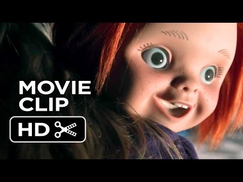 Curse of Chucky Movie CLIP - What's For Dinner? (2013) - Chucky Movie HD