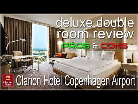 clarion-hotel-copenhagen-airport---superior-double-room-review-|-ex-hilton-|-dji-osmo-+