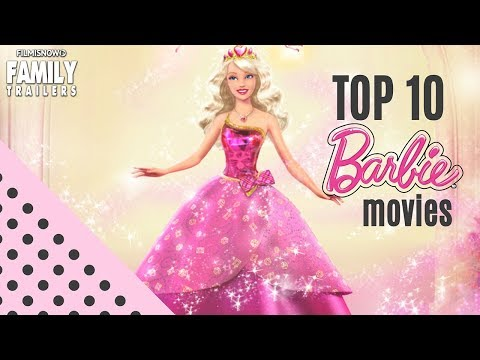 TOP 10 BARBIE Movies - Which One Is The Best?