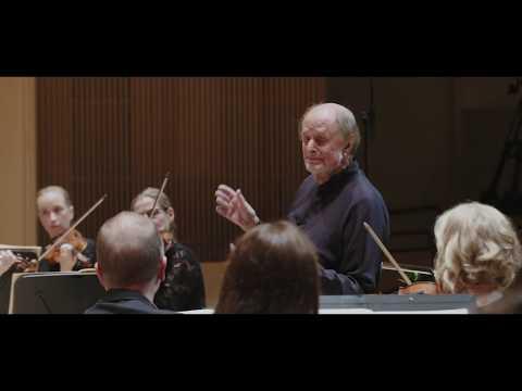 Schumann Symphony No. 3 - Sir Roger Norrington conducts The Tapiola Sinfonietta