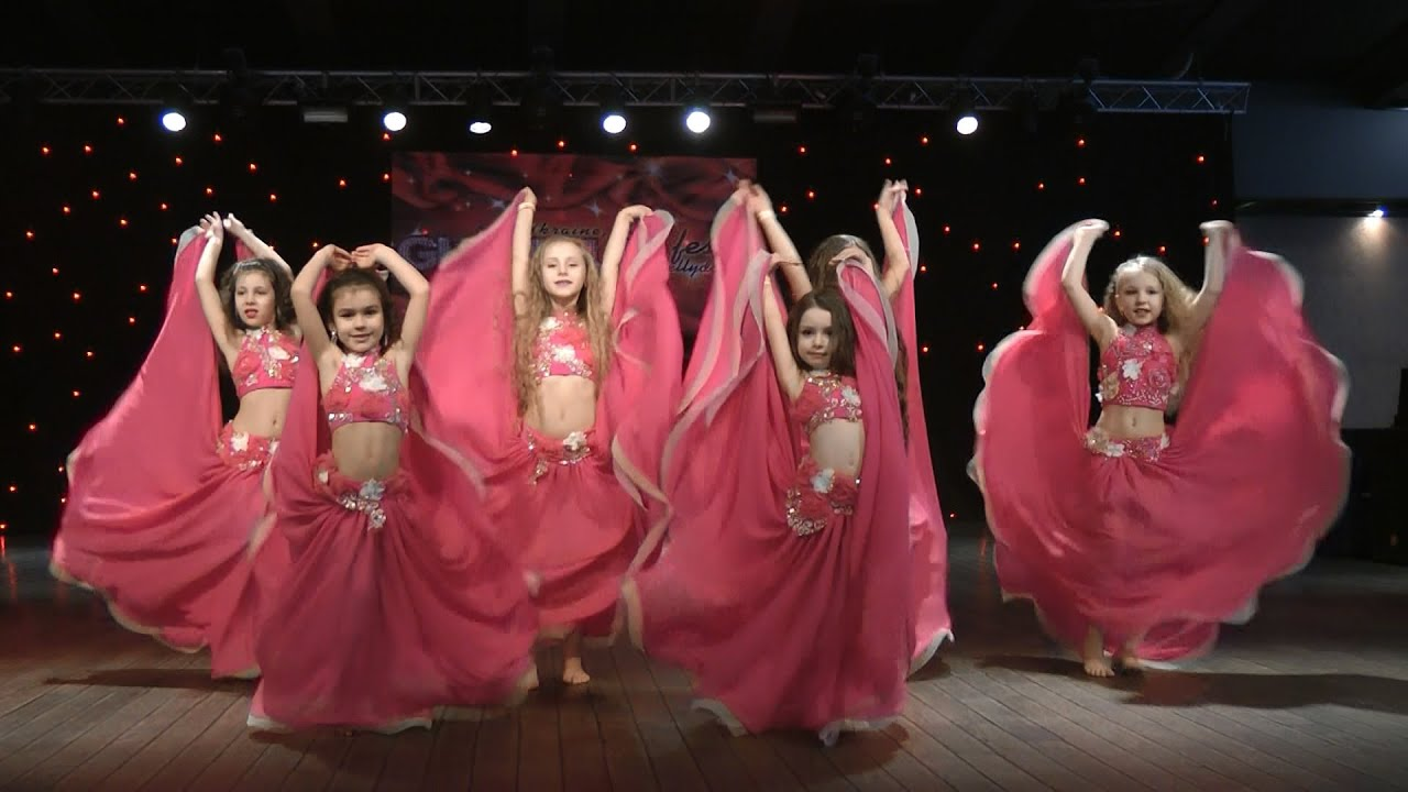 «Pearl of the East» ⊰⊱ GLAMOUR bellydance fest '16.