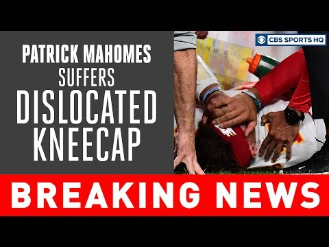 Patrick Mahomes reportedly DISLOCATES KNEE in Chiefs Week 7 win | CBS Sports HQ