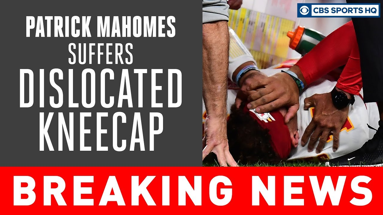 Patrick Mahomes Reportedly Dislocates Knee In Chiefs Week 7 Win Cbs Sports Hq