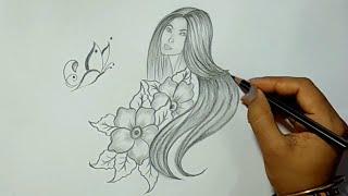pencil easy simple drawing beginners