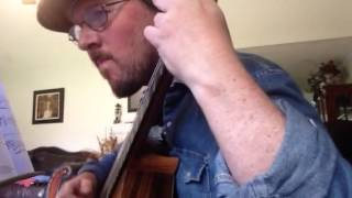 The Long and Winding Road by The Beatles, played by Michael Rossiter